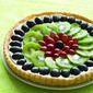 Fresh Fruit Pizza Tart