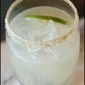 Thinking of Drinking: Ginger Margarita