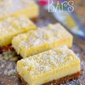 Lemon Drop Bars