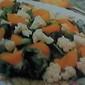 Seasonal Summer Veggie and Fruit Salad