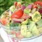 Avocado + Tomato Salad