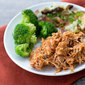 Easy BBQ Crockpot Chicken