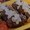Beef Mini-Loaves with Mushroom Tarragon Cream Gravy