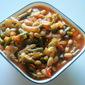 Mediterranean Style Beans Stew