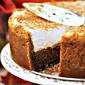 Gluten Free Deep Dish Pumpkin & Coconut Cream Pie