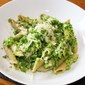 Penne with Pea Pesto And Belling IHT60 Induction Hob Review (Video)