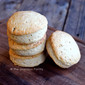 Clean Eating Tea Biscuits Recipe With Tazo Tea