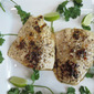 Baked Red Snapper with Tequila-Lime Drizzle