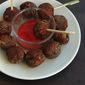 Black Bean 'Meatless' Balls/Vegan Black Bean Balls