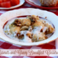Biscuits & Gravy Breakfast Casserole {National Biscuit Month}