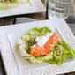 Buffalo Chicken Lettuce Wraps Recipe with Quinoa