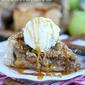 Deep Dish Dutch Apple Pie
