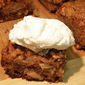 Chunky Apple Walnut Snack Cake