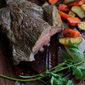 One-Pot Pot Roast Recipe with Roasted Vegetables