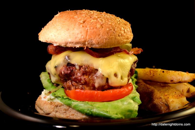 Lotta Cheese Cheese Burger