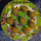 Peanut ladoos | Groundnut laddus | Easy ladoo recipe
