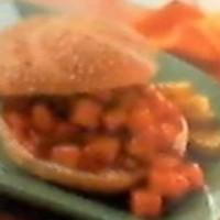 Turkey & Sweet Potato Sloppy Joe Sandwiches