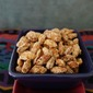 Pumpkin Spiced Candied Almonds