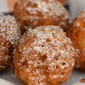 Homemade Apple Fritters #AppleWeek