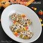 Maple Glazed Pumpkin Pecan Cookies