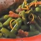 Bacon~Orange Green Beans