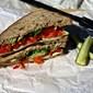 Garden Gourmet Veggie Sandwich