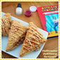 Sleepover Foods #SundaySupper...Featuring Fluffernutter Puff Pastry Turnovers