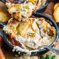 Roast Beef Philly Cheese Steak Dip