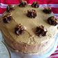 Walnut and Coffee Cake for Treena