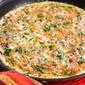 Vegetarian Frittata with Butternut Squash & Mushrooms {#VegItUp}