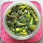 Pickled Rapini (Broccoli Rabe)