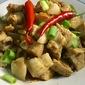 Binagoongan: Pork Sautéed In Shrimp Paste