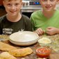 Easy Calzones Using Biscuit Dough