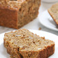 Molasses Oatmeal Banana Bread - Vegan Recipe