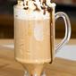 Salted Caramel Mocha Latte #Choctoberfest