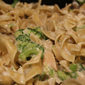 Crockpot Chicken Brocolli Noodles