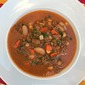 Beef & Bean Slow Cooker Soup