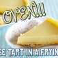 NO OVEN! Cheese Tart in a Frying Pan - Video Recipe