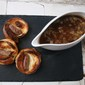 Toadies With Onion Gravy #BritishSausageWeek