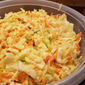 This is Some Good Coleslaw