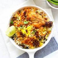 How to Make Leftover Chicken Biryani