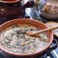 Farinata di cavolo nero (Tuscan Kale and Polenta Soup)
