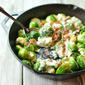 Low-Carb Recipe Love on Fridays: Low-Carb Brussels Sprouts for a Thanksgiving Side Dish