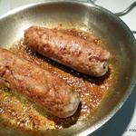 Italian Sausage Porto sauce Cheese roll