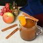 Hot Cinnamon Apple Brandy Cider