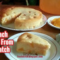 PEACH CAKE FROM SCRATCH RECIPE