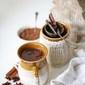 Foodtalk | Rich Spiced Hot Chocolate & Masala Kadhai Doodh … #HappinessIsHomeMade #MalaiMarke
