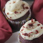 Red Velvet Cup Cakes with Cream Cheese Frosting