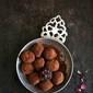 Tea Talk | Tea Rose Chocolate Truffles … a Teabox kind of Diwali #chocolate #tea # truffles