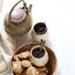 Baking | Eggless Wholegrain Almond Jaggery Oat Cookies #comfortfood #anzacs